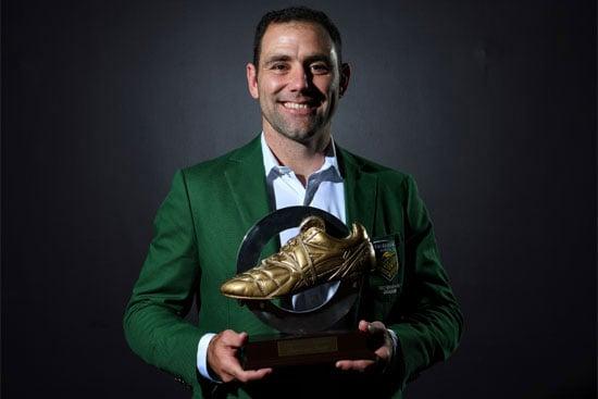 Cameron Smith Golden Boot Winner 2017