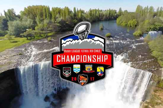 2017 Chile Rugby League Championship