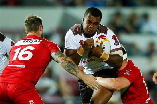 Fiji vs Wales RLWC 2017