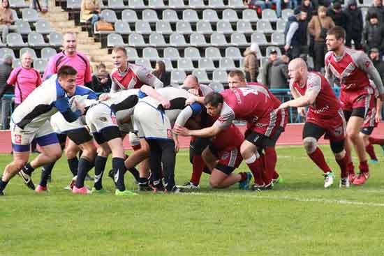 Legion XIII 2017 Ukraine Rugby League Champions