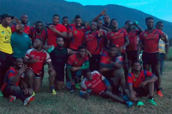 Duhaney Red Sharks win 13th Jamaican rugby league championship