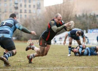 Russian Rugby League Championship 2017