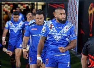Samoa 2017 Frank Pritchard