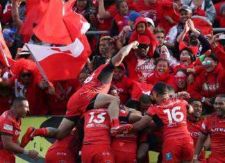 Tonga 2017 RLWC