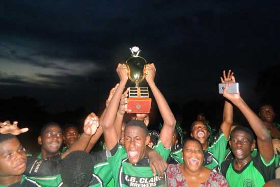 Calabar High are National 13s Champions