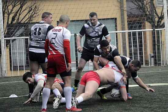 Red Star win Serbian Rugby League Super Cup