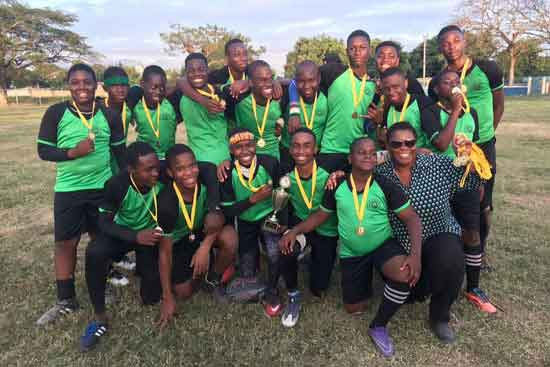 Jamaica under 14s