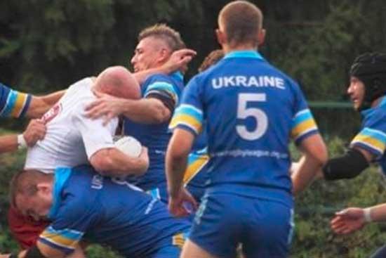 Ukraine Rugby League