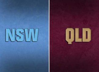 QLD vs NSW State of Origin
