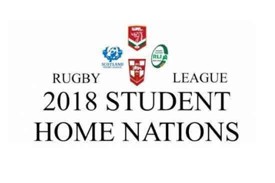 2018 Student Home Nations