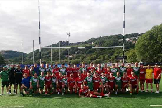 Wales v Ireland Student Home Nations