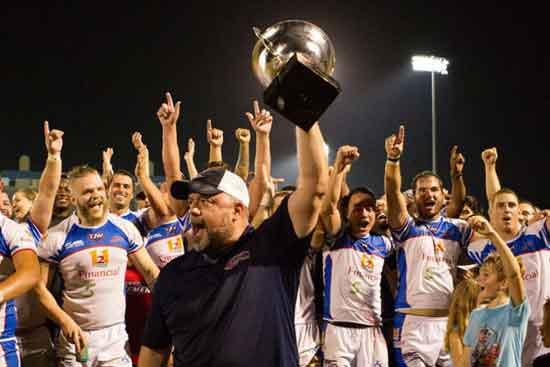 Jacksonville win national championship