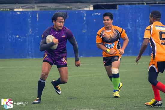 Philippines Rugby League 9's 2018