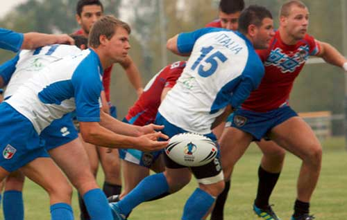 Serbia Rugby League
