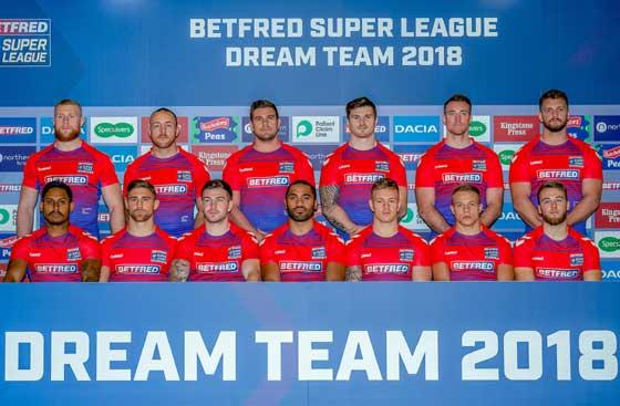 2018 Super League Dream Team