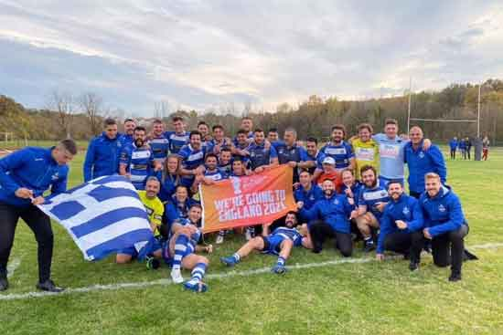 Greece qualify for their first ever Rugby League World Cup