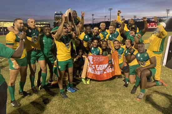 Jamaica Qualify for 2021 Rugby League World Cup