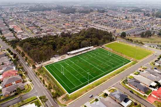 Kellyville Ridge Field
