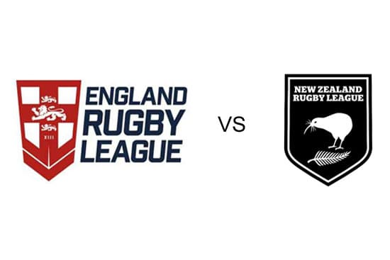 England Rugby League 2018