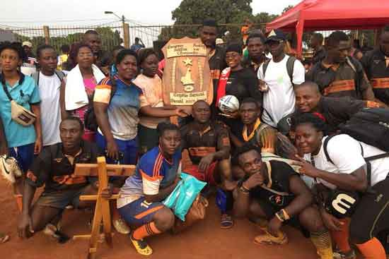 Cameroon Rugby League