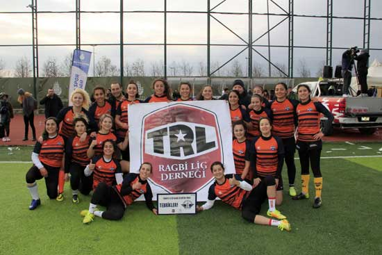 Turkey Rugby League