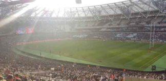 England v Australia 2016 Four Nations