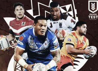 2019 Pacific Test