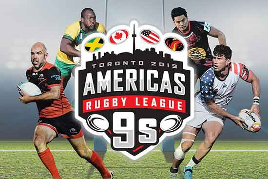 Americas Rugby League 9s
