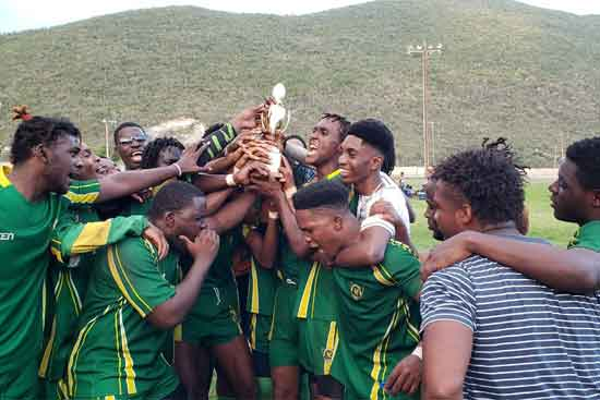 Excelsior win Jamaician Intercollegiate rugby league Championship