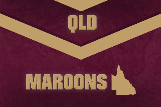 QLD Team State of Origin Game 3