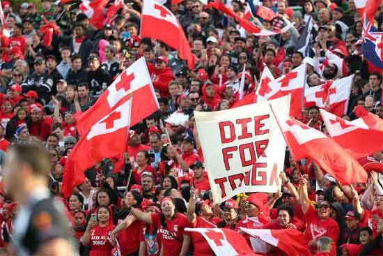 New Zealand Kiwis v Mate Ma'a Tonga June 22nd 2019
