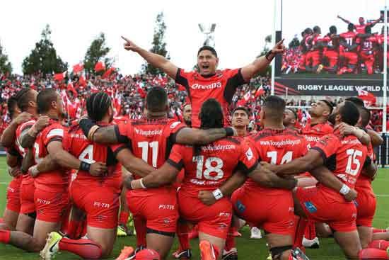 Tonga Rugby League
