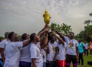 Ghana Rugby League