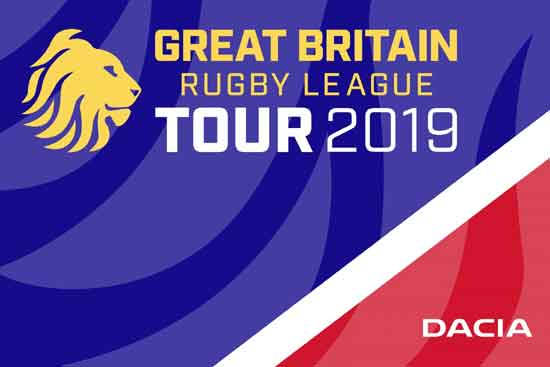 Great Britain Rugby League Lions