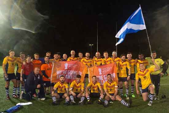 Scotland Qualify for 2021 Rugby League World Cup
