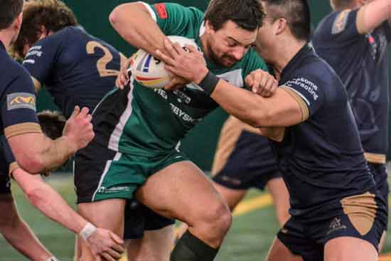 Canada Rugby League East v West 2020