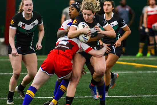 Canada Women's Rugby League