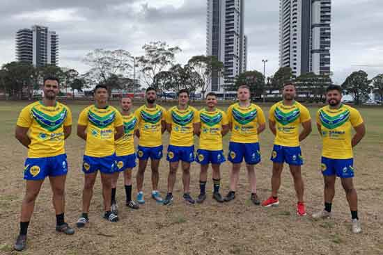 Brazil Rugby League