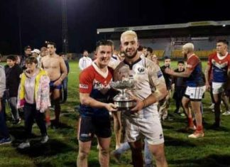 France 2018 Rugby League European Champions