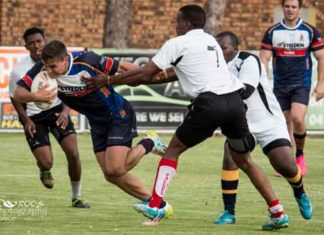 South Africa Rugby League
