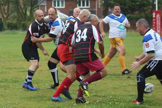 Wales Rugby League Masters
