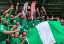 Nigeria 2019 MEA Champions