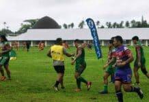 Samoa Rugby League local 2020