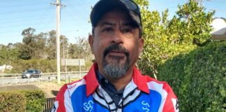 Chilean national team head coach Rod Millar
