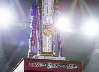 Betfred Super League trophy