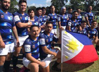 Philippines 2021 Sydney 9s