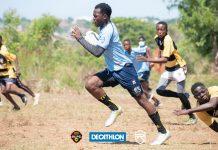Ghana junior rugby league