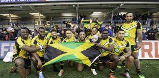 Jamaica Reggae Warrirors