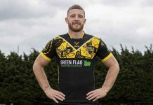 Rugby League All Stars Jackson Hastings
