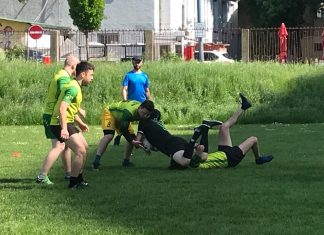 Rugby League kicks-off in Slovakia